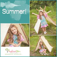 commercial children's photographer, children's boutique, styled and themed child portrait photography, summer dreamy portrait photo session in nature outdoors child photos in north carolina  copy
