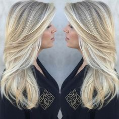 Ice, Ice, Baby ❄️ Beautiful blonde by @_marissamarino! #ninezeroone