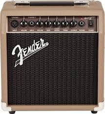 With an onboard Mic input, incredible portability, & all the great sound and features you'd expect from a Fender amp, the Acoustasonic 15 is ideal for singer-songwriters who need a low-wattage amp for