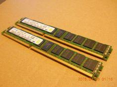 Samsung 16GB (2x8GB) DDR3 PC3L-12800R-11-11-L1-D3 ECC Memory #Samsung