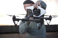 DJI Introduces The $2,800 Inspire 1 Transforming Drone | [Sale: http://futuristicshop.com/dji-inspire-1-drone-with-a-4k-camera/ Future Drones: http://futuristicnews.com/tag/drone/]