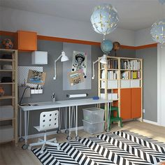 Детская, для того, кому не сидится на месте - IKEA Ikea, Loft, Kids Rugs, Children, Furniture, Home Decor, Young Children, Boys, Decoration Home