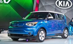 ММАС-2014: электромобиль Kia Soul EV