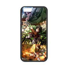 Shingeki No Kyojin Levi Case for iPhone 6
