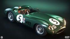 Le Mans, Aston Martin Dbr1, Martin Car, Luxury Car Brands, Sports Car Racing, Road Racing, Auto Racing, Best Classic Cars, Classic Auto
