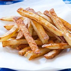 Crispy Oven Fries by Cook's Country
