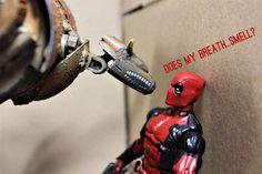 https://flic.kr/p/RLnyrt | behemoth | valerobot behemoth and Deadpool for scale reference