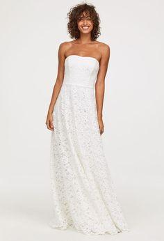 f2cec212f6bc H M dévoile 6 nouvelles robes de mariée en exclu sur son wedding shop