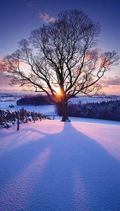 Pristine Sunset ~ Eshton, England • Jason Theaker on Flickr