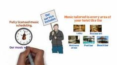 background music service for stores - YouTube