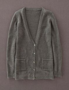 I've spotted this @BodenClothing Mohair Cardigan Pewter