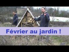 Que faire au jardin en Fevrier ? - YouTube