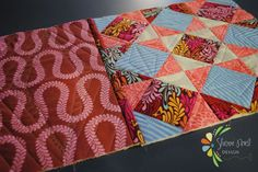 how to join quilt blocks with quilt as you go method