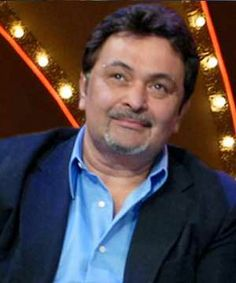 Rishi Kapoor is an Indian Bollywood actor, film producer and director. He has received National Film Award in 1971, for his debut role as a child artist. In 2008, he was awarded Filmfare Lifetime Achievement Award