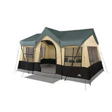 New Coleman Tents Instant 8 Person Outdoor C&ing Tent family Shelter Hiking | Family shelters Coleman tent and Outdoor c&ing  sc 1 st  Pinterest & New Coleman Tents Instant 8 Person Outdoor Camping Tent family ...