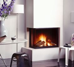 30 Chic Home Design Ideas – European interiors. 23 Great Interior European Style Ideas To Not Miss Today – 30 Chic Home Design Ideas – European interiors. Interior, Home, Home Fireplace, Living Room With Fireplace, Small Fireplace, Corner Fireplace, Cheap Home Decor, Indoor Fireplace, Fireplace