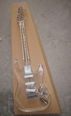 custom guitars Electric Guitar Cable For Amp Electric Guitar Wall Mount Hanger Fender Stratocaster, Fender Guitars, Gretsch, Acoustic Guitars, Fender Custom Shop, Custom Guitars, Music Guitar, Cool Guitar, Ukulele