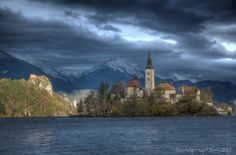 Incredible Bled, Slovenia