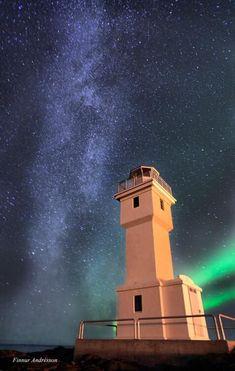 Lighthouse #Iceland