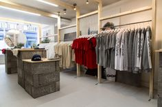 Serge DeNimes Pop-up Store 2016 by SFD London  UK