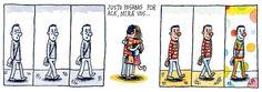 """deposito-de-tirinhas: """" por Ricardo Siri Liniers http://www.macanudo.com.ar """""""
