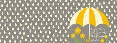 Rain Facebook Cover by Krystal Hartley