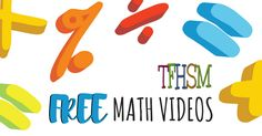 Homeschooling for free and frugal isn't easy. Sometimes finding free educational videos for teaching Math can be difficult. Like Khan Academy, this website also hosts free videos for anyone to use, making Math super easy for homeschooling moms to teach. Free Math Videos Online found at Math A Tube! This site is so basic toRead more