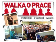 """Podsumowanie pierwszego tygodnia akcji """"WALKA O PRACĘ""""!      http://www.sld.org.pl/aktualnosci/6491-podsumowanie_pierwszego_tygodnia_akcji_walka_o_prace.html"""
