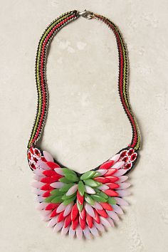 Candyflower necklace