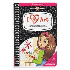 American Girl® Bookstore: I ♥ Art