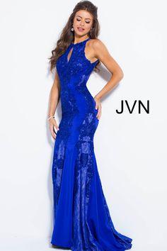 JVN by Jovani JVN55869 - International Prom Association  promdress Fitted  Prom Dresses a9d85af31