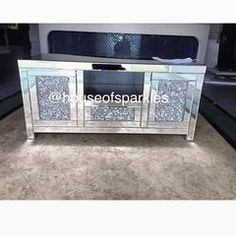 The Perfect finishing touch for your home.. Colour: Chrome finish Dimensions: H: 400mm L: 1120mm W: 1120mm Terano Square Opium Table