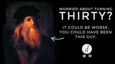 The Long Play Part 1: Why Leonardo DaVinci was no genius