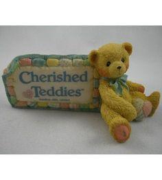 Cherished Teddies Dealer Plaque