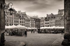 Warsaw by Viktor Korostynski on 500px