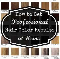 The Best At-Home Hair Color When a Salon Is Just Too Much | Hair ...