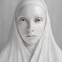 Oleg Dou From the Nuns series