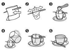 Cup Size Tea Filters