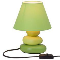 Groene tafellamp Omaira