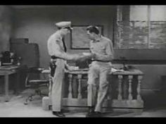 Don Knotts & Andy Griffith Show Grapenuts TV Commercial!