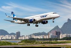 Trip Linhas Aéreas PP-PJN aircraft at Rio de Janeiro - Santos Dumont photo