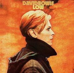 David Bowie 'Low' Record Cover