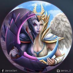 Vengeful Spirit the fallen princess~ by Zerox-II.deviantart.com on @DeviantArt