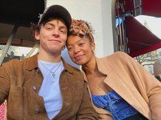 Couple Goals, Cute Couples Goals, Cute Relationship Goals, Cute Relationships, Jaz Sinclair, Interracial Family, Interracial Art, Interracial Wedding, Biracial Couples