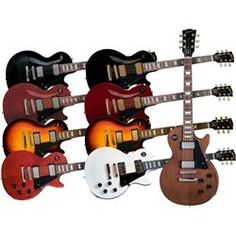 Gibson Les Pauls