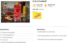 G & G Cocktail