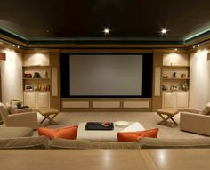 Home Theater Designs: The Best Way To Maximize This Particular Space