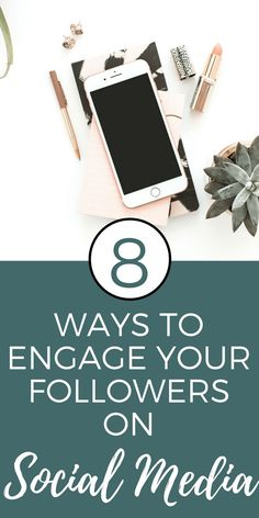 How to Engage Your Followers on Social Media | Social media is essential useful for blogging, but at times it can be difficult to engage your audience. This post will tell you everything you need to know! | Blogging, Business
