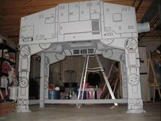 This.. Is.. Awesome.. Starwars bed?!