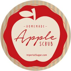 Apple Sugar Scrub | Imperial Sugar Recipe